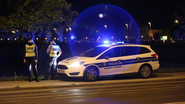 Putnički vlak naletio na auto u Varaždinu: Vozač preminuo