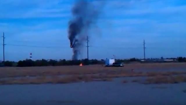 Zapalio se i pao balon na vrući zrak: Poginulo je 16 ljudi