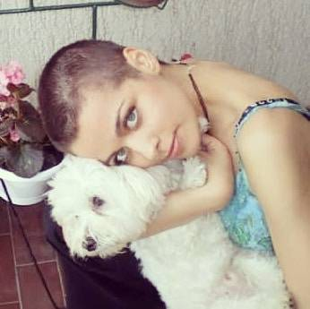 Oprostila se od psića i prisjetila bitke s rakom: Borili smo se...