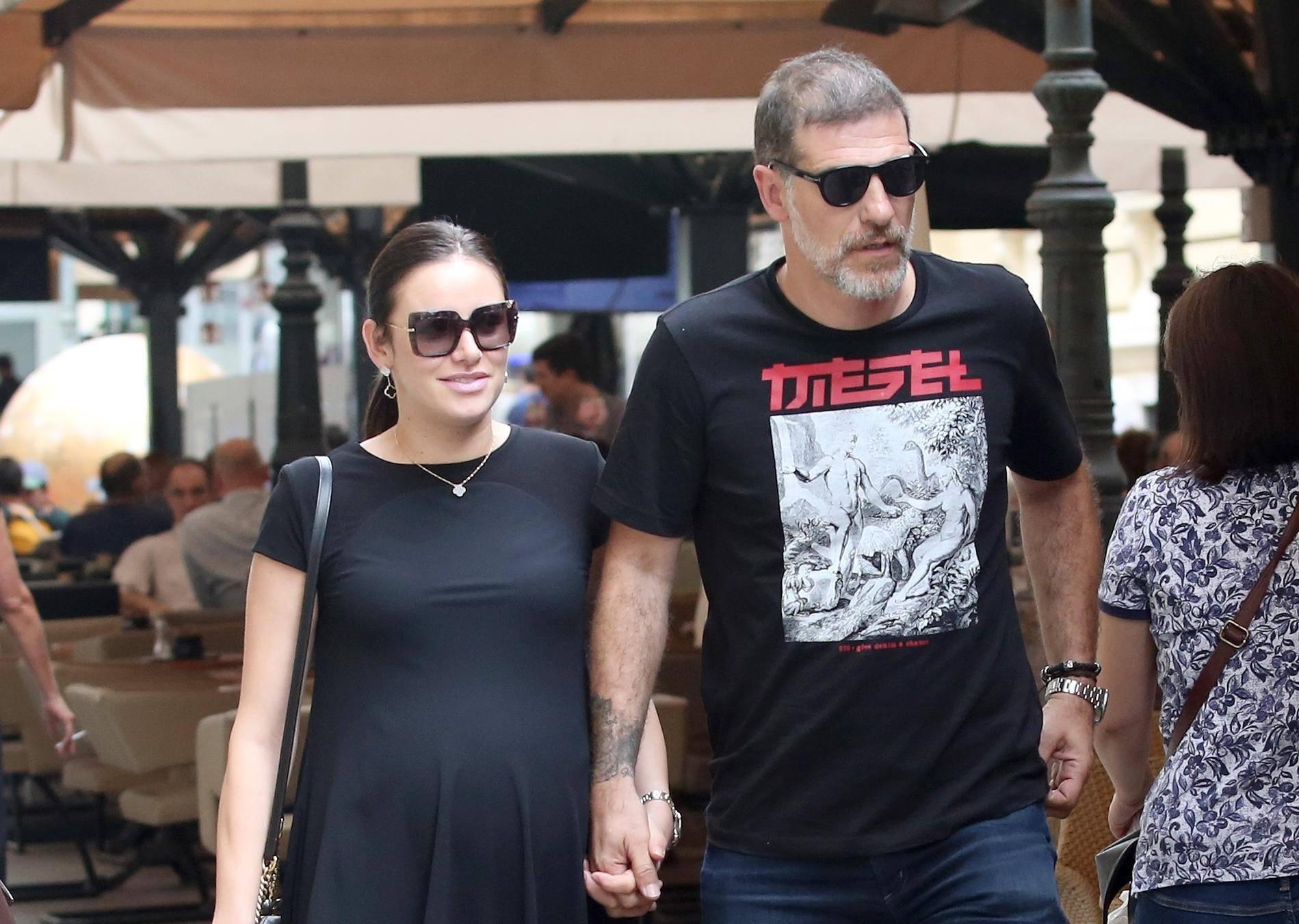 Princeza ide kući: Bilićeva zaručnica izašla  je iz rodilišta