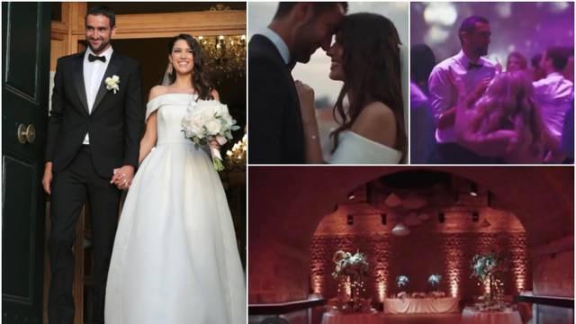 Čilić objavio neviđene snimke svadbe uz romantičnu poruku