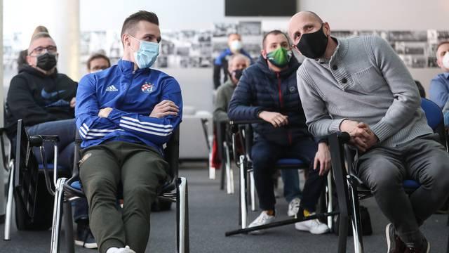 Zagreb: Dinamo put u polufnale traži preko Villarreala, Krznar zadovoljan ždrijebom