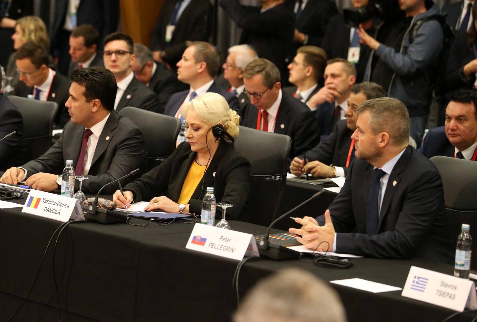 Dubrovnik: Poslovni forum zemalja srednje i istočne Europe i Kine u hotelu Rixos