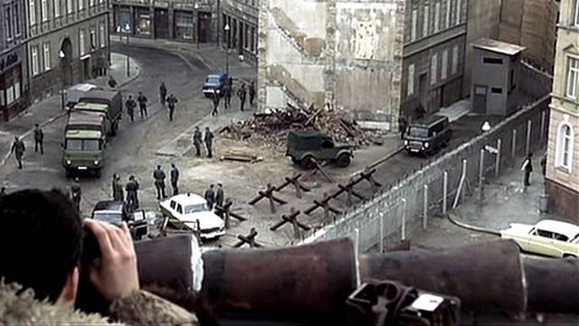Prije 60 godina počeo se graditi  Berlinski zid. Mnogi koji su ga željeli prijeći -  ustrijeljeni su...