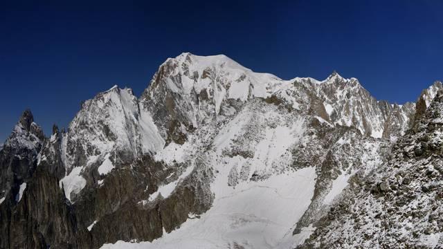panorama:  Monte Bianco, Italy