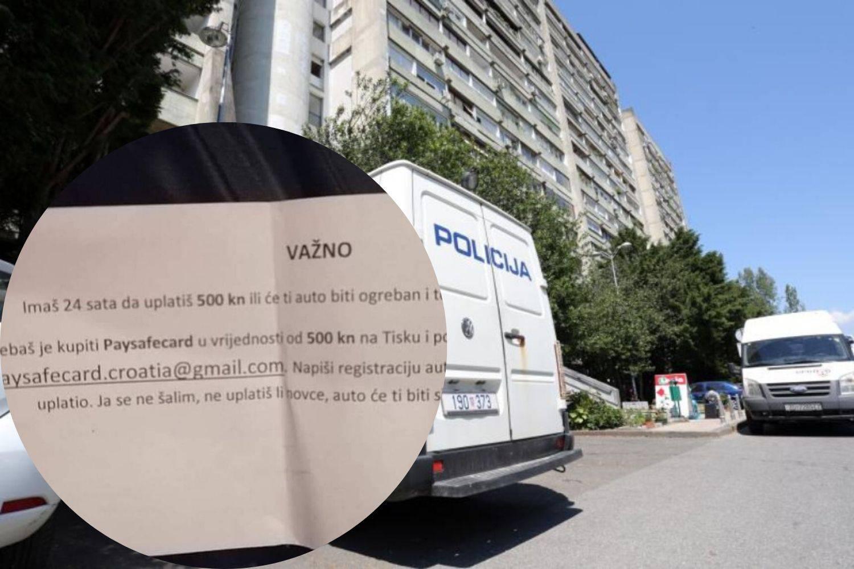 Prijetnje stanare Sigeta ostavile bez sna: 'U velikom smo strahu'