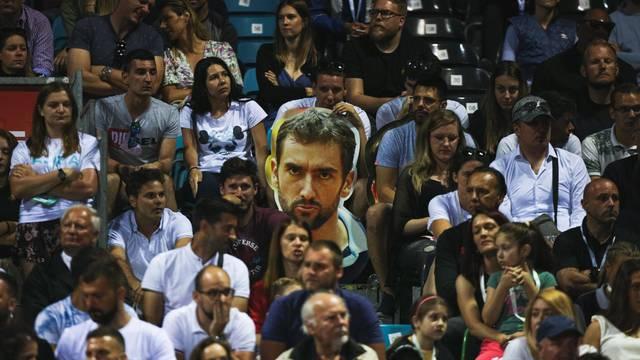 Đoković svladao Ćorića na teniskom turniru Adria Tour u Zadru