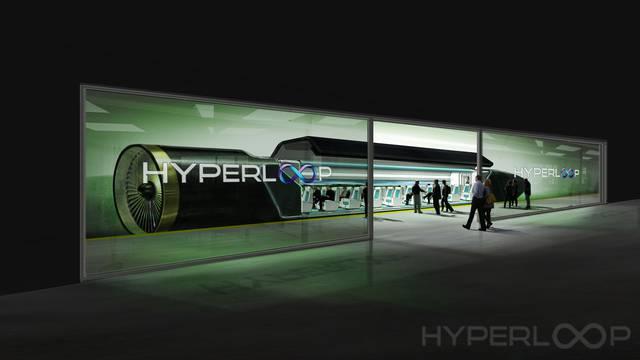 'Hyperloop' ima zeleno svjetlo? Put od 350 km za - 29 minuta!
