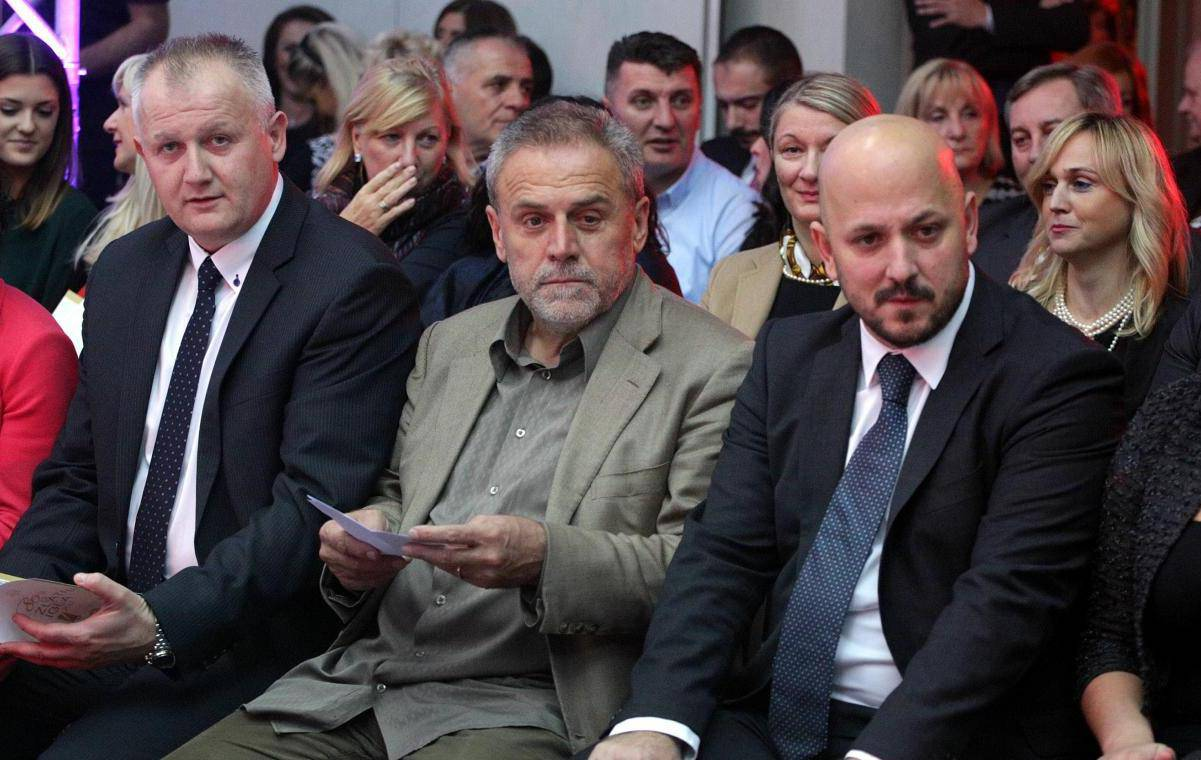 Bandić je zahvalio Marasu na 'komplimentu' o administraciji