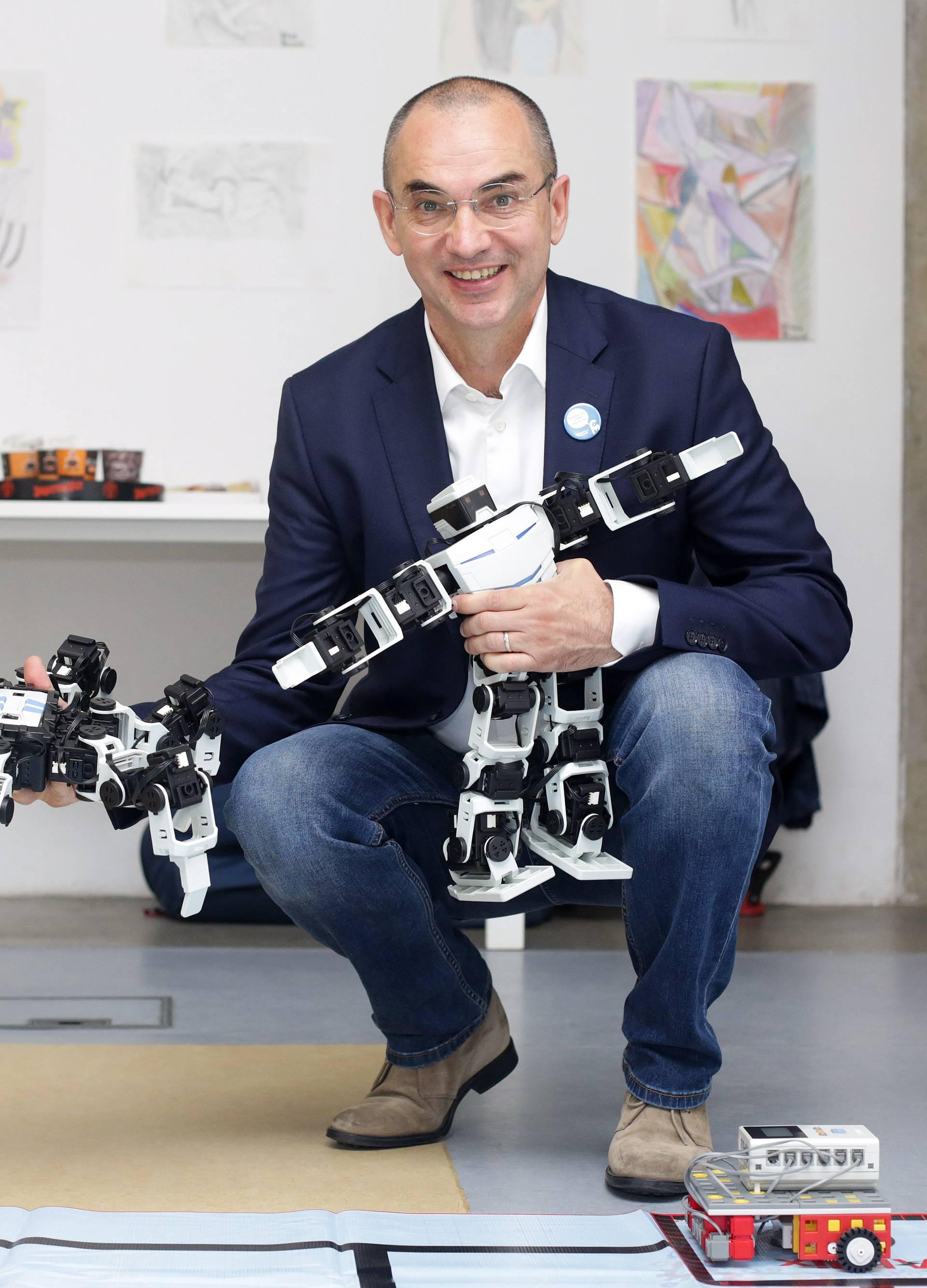 IT konferencija: Nenad Bakić predavao je o kulturi uspjeha