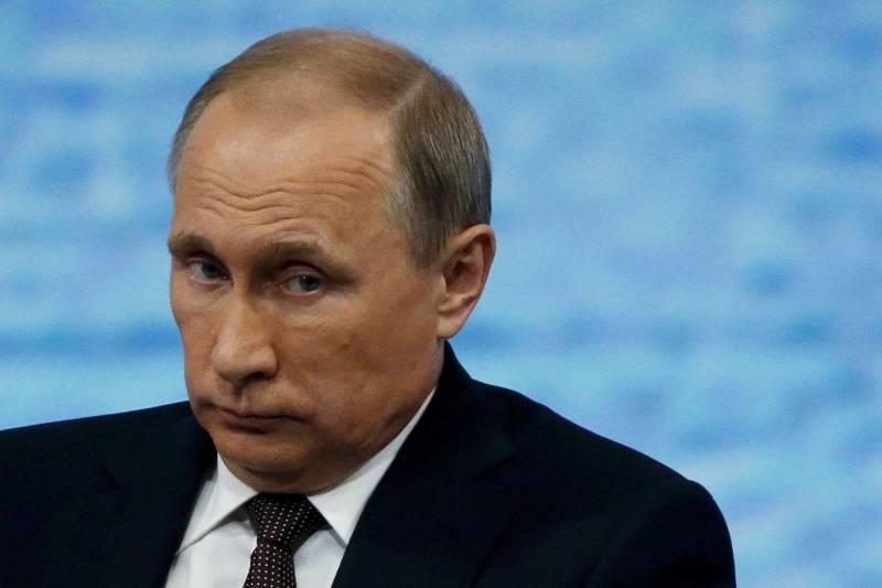 Russian President Putin attends St. Petersburg International Economic Forum 2016