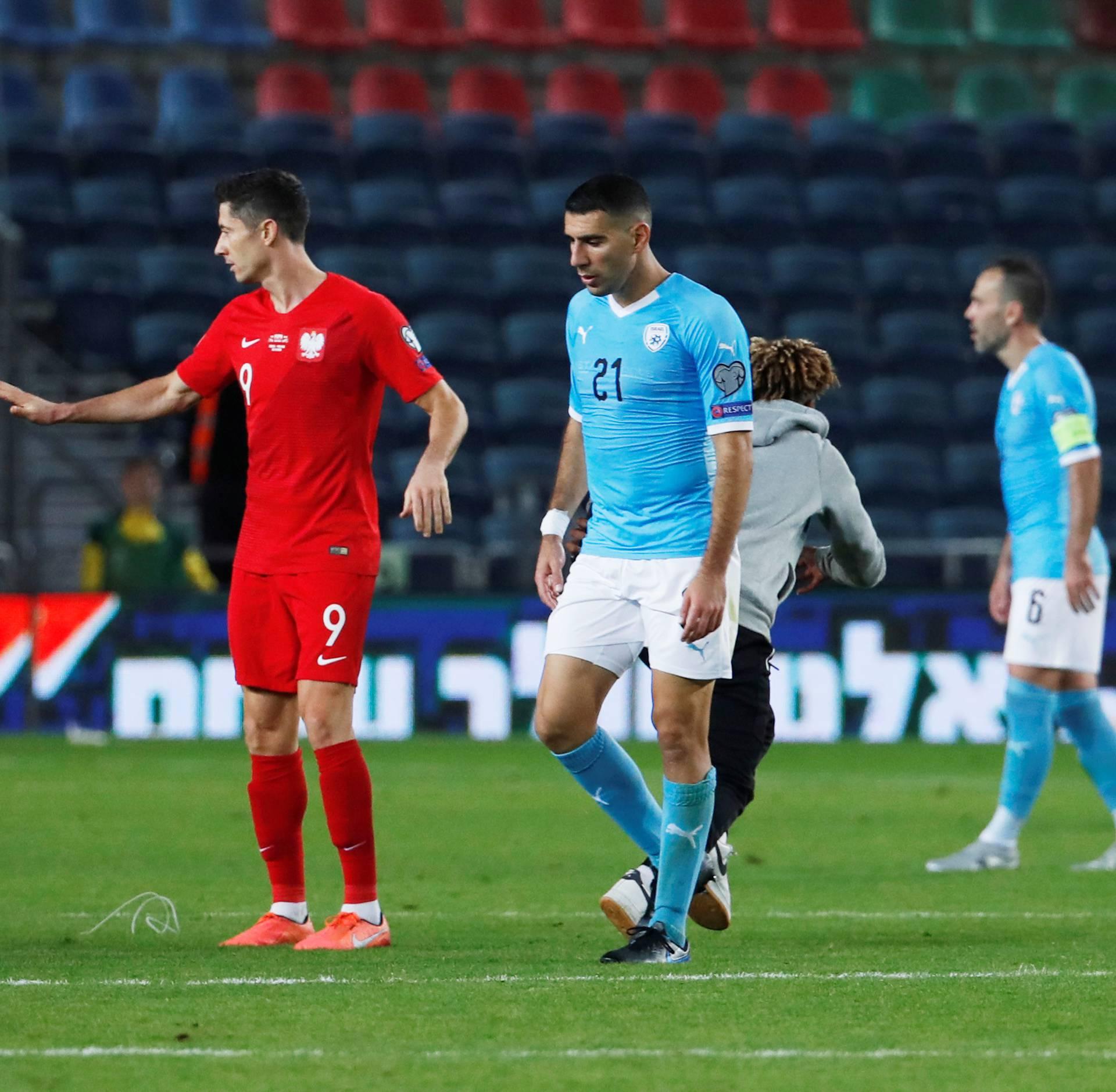 Euro 2020 Qualifier - Group G - Israel v Poland