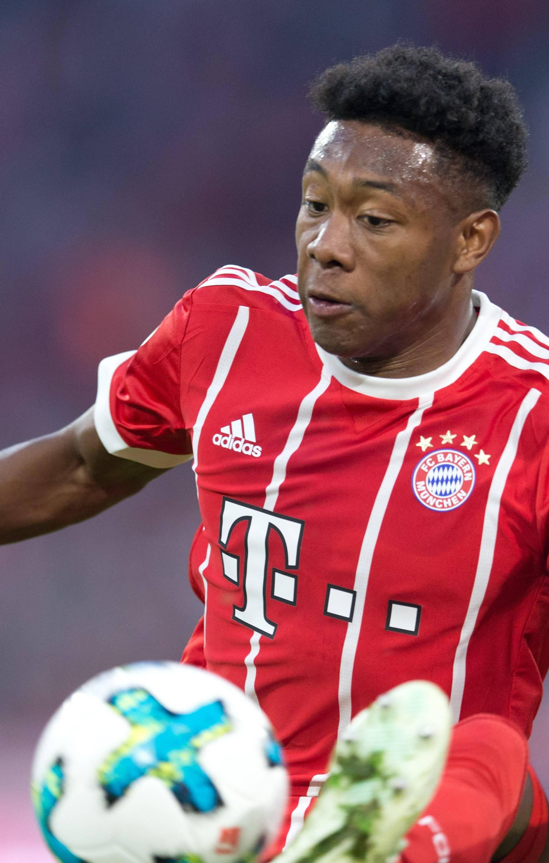 GES / Soccer / FC Bayern Munich - Borussia Monchengladbach, 14.04.2018