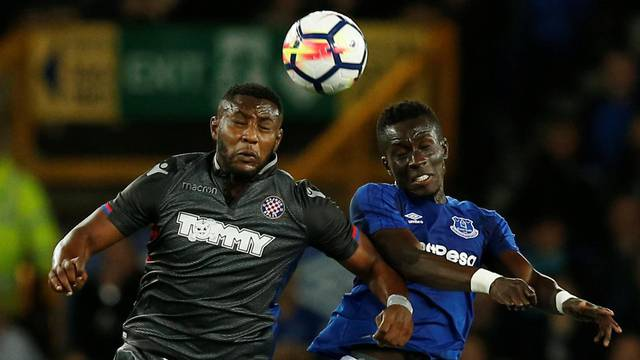 Europa League - Playoffs - Everton v Hajduk Split