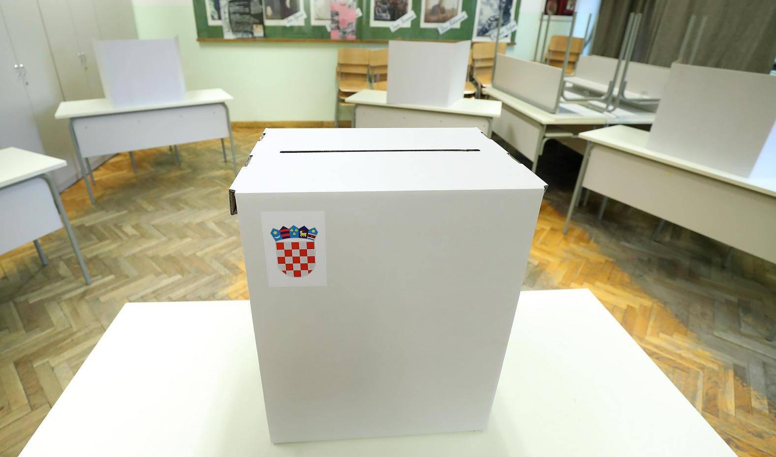 Podatke za izbore birači mogu promijeniti sve do 24. lipnja