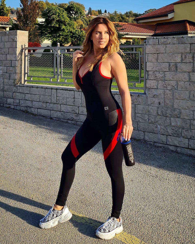 Nives očarala u trenirci:  'Volim frajere koji se bave sportom...'
