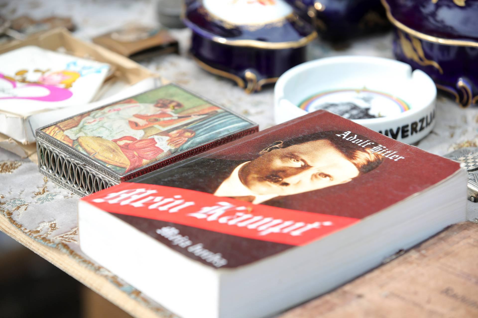 Na zagrebačkom Britancu osjeti se duh prošlosti u antikvitetima