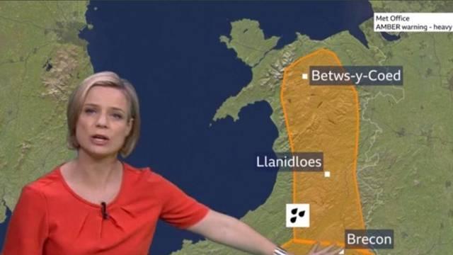 BBC prognoza: Oluja Dennis, a Wales će pogoditi golemi p***!