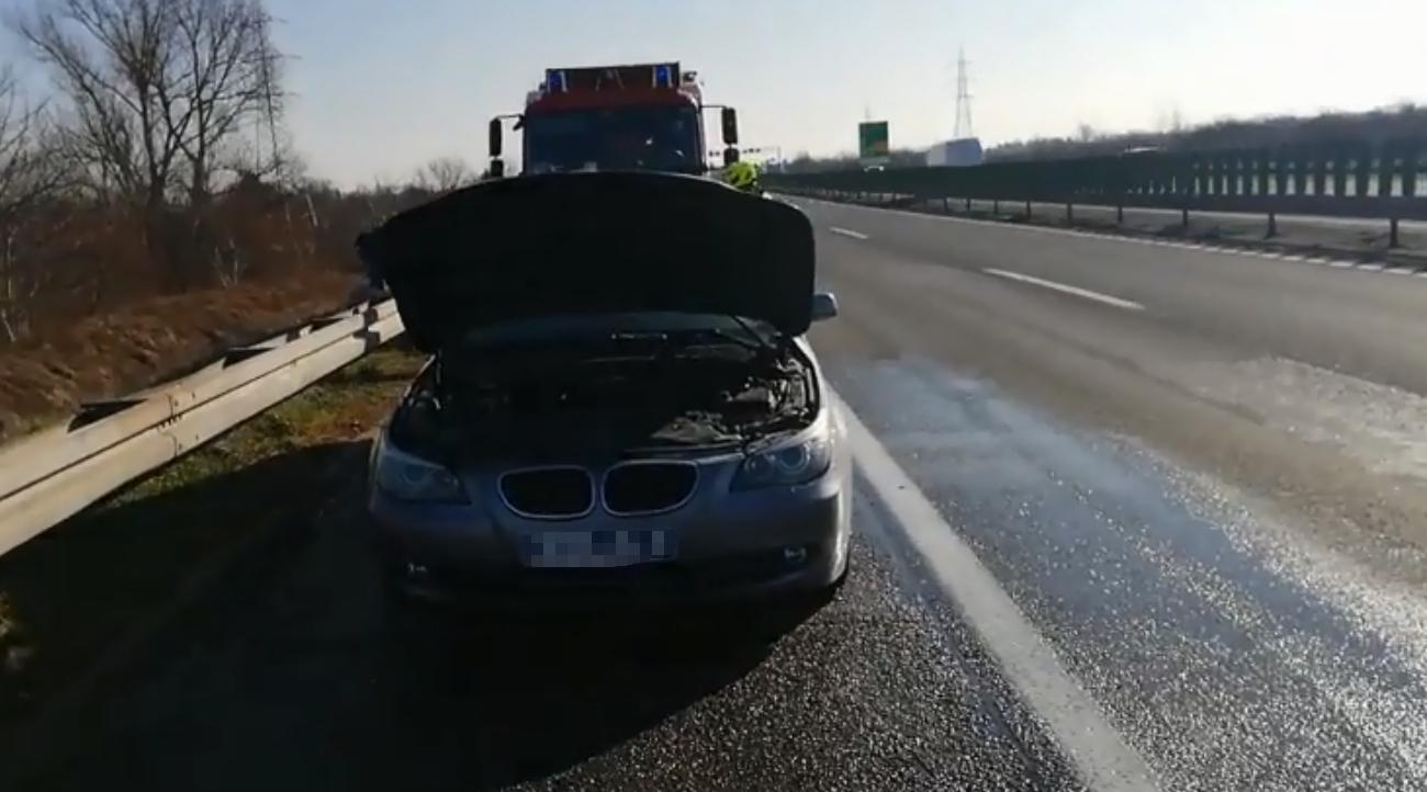Gorio BMW na obilaznici: Vozio sam, ali nisam mogao zakočiti