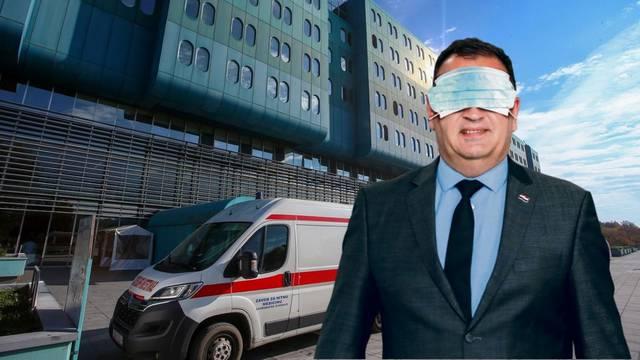 Beroš tvrdi da će nabaviti još 300 respiratora za Dubravu, a zna da na njima nema tko raditi