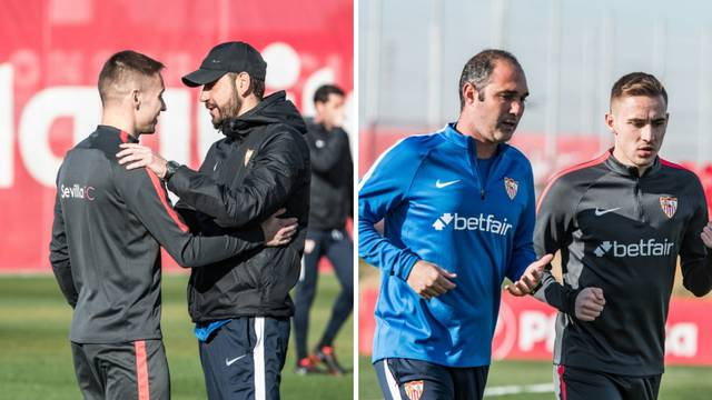 Trener Machin: Dolazak Roga kompletirao je momčad Seville