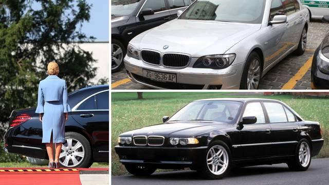 Blindirani BMW vozio Tuđmana, Sanader svoj platio 4 mil. kuna