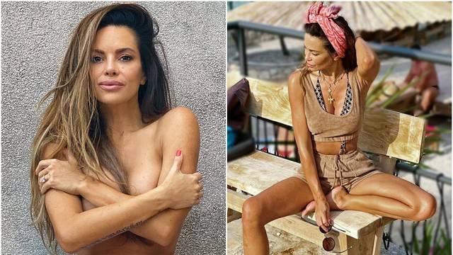 Nikolina Pišek pozirala na plaži a pratitelji joj poručili: 'Toliko si lijepa da ti mozak ni ne treba!'