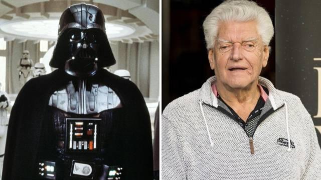 Umro Darth Vader: Otišao je britanski glumac David Prowse