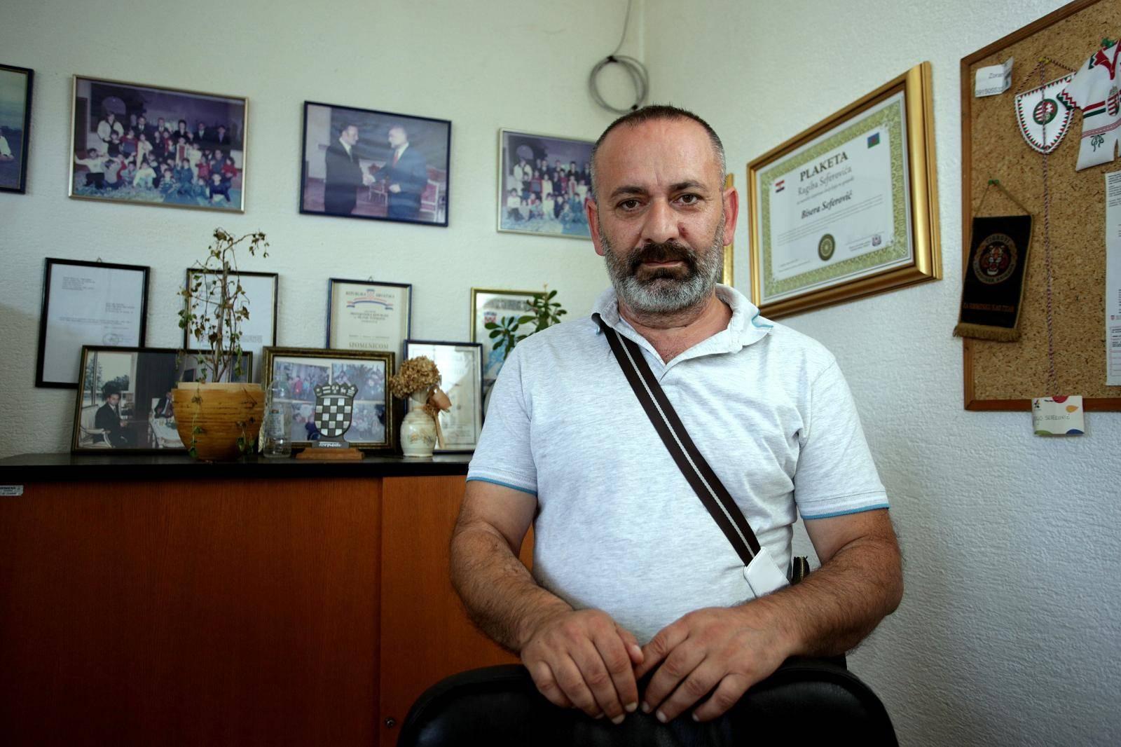 Putovnice za mafiju dogovarao je šef  Unije Roma Hrvatske?