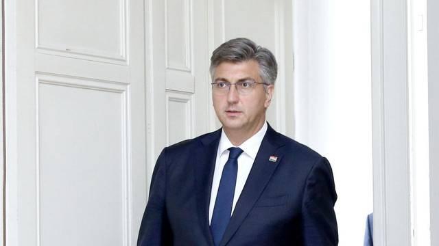 Zagreb: Andrej Plenković i Zdravko Marić o novim poreznim reformama