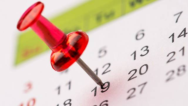 Planirajte što god možete, tako ćete predvidjeti probleme i smanjiti količinu stresa i brige