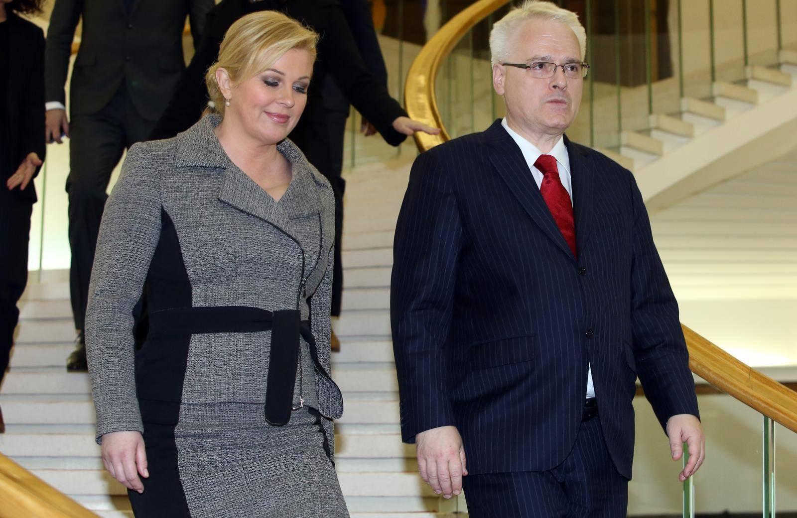 Josipović: Potvrdila se kao bezobzirna manipulatorica