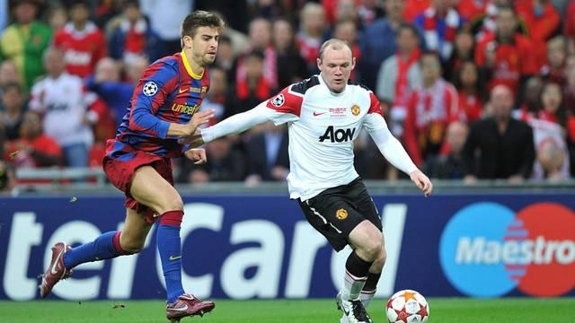 Rooney htio u Barcu: Divota bi bila igrati s Xavijem i Iniestom