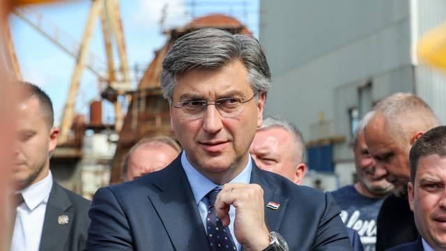 Plenković otvorio tvornicu: Ovo je sinergija Vlade i poduzetnika