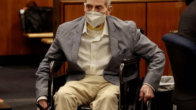 Milijarder Durst je kriv: Prijeti mu doživotna, priznao ubojstvo dok su snimali dokumentarac