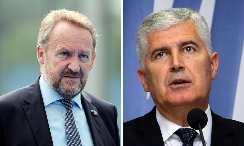 Ćović i Izetbegović u Mostaru:  spremni zajedno za vlast u BiH