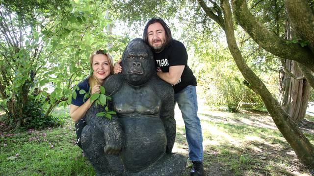 Mario i Petra: 'Probudit ćemo Tarzana i opet ga oživjeti...'