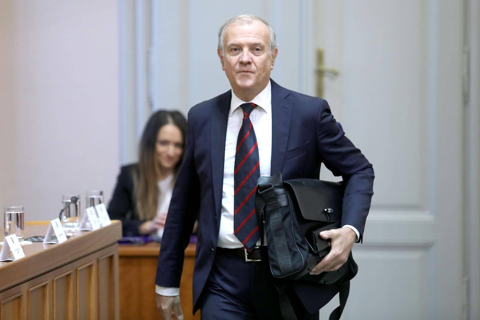 Zagreb: Hrvatski sabor počeo 10. sjednicu