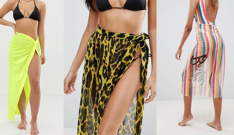 Haljina ili suknja u minuti: Sarong na 7 praktičnih načina