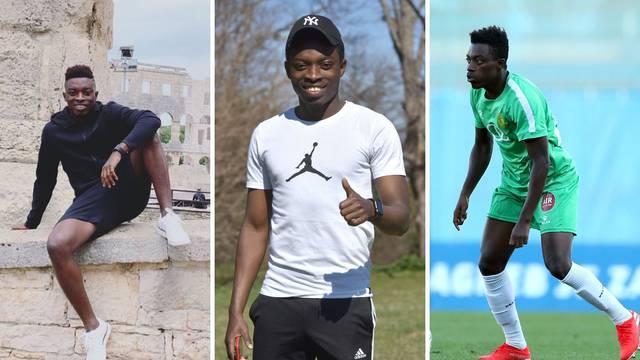 'Sarmu obožavam, trenirao me De Boer, a želim u Dinamo...'