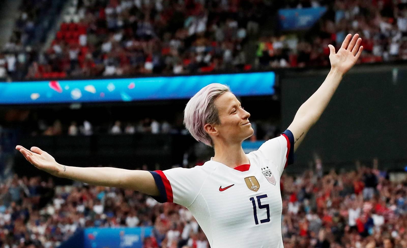 Women's World Cup - Quarter Final - France v United States