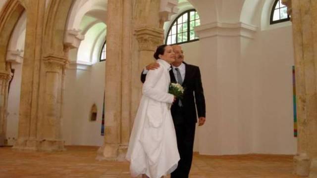 Najveća ljubavna priča: Mustafa i Slavica su se vjenčali kada su shvatili da nje uskoro neće biti