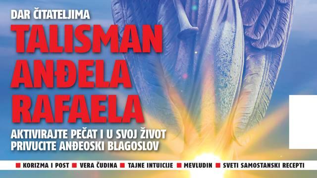 Novi Astral: Talisman anđela Rafaela donosi mir i blagoslov