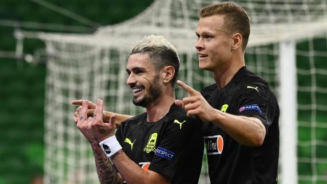 Champions League - Play-off - First Leg - FC Krasnodar v PAOK