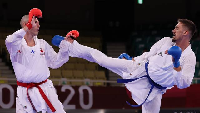 Karate - Men's +75kg Kumite - Pool B