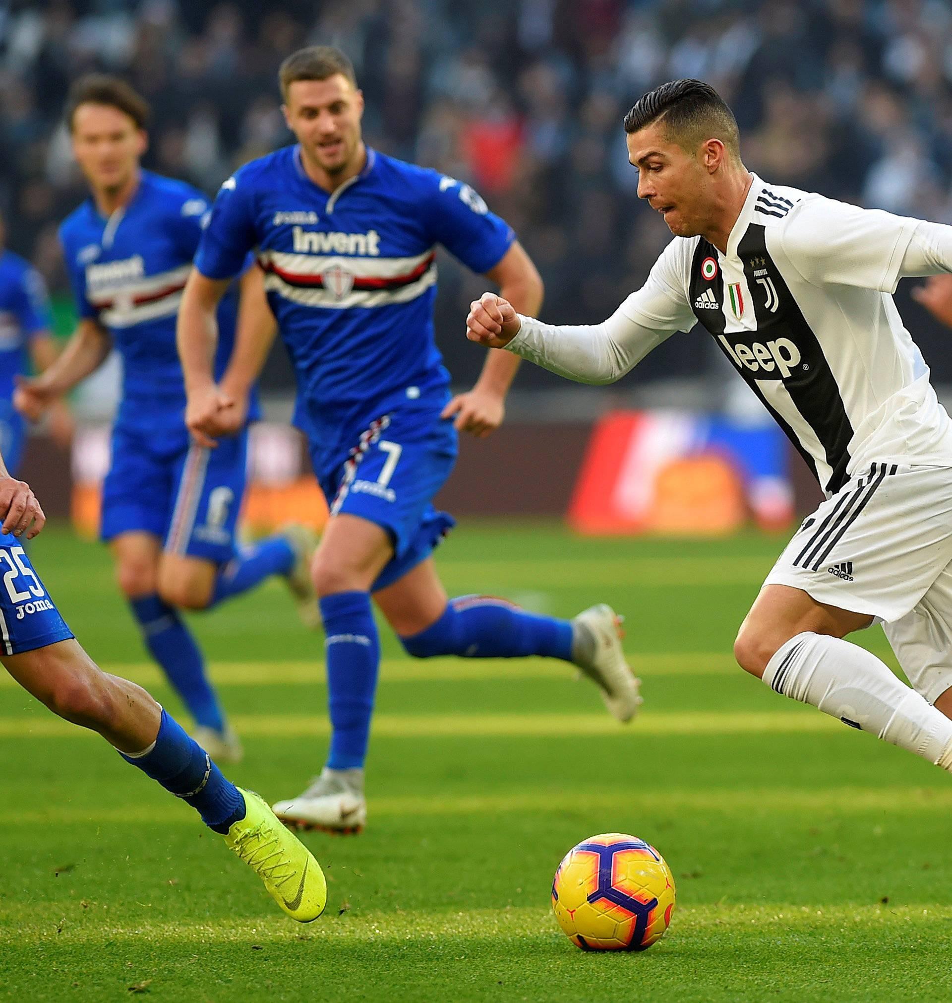 Serie A - Juventus v Sampdoria