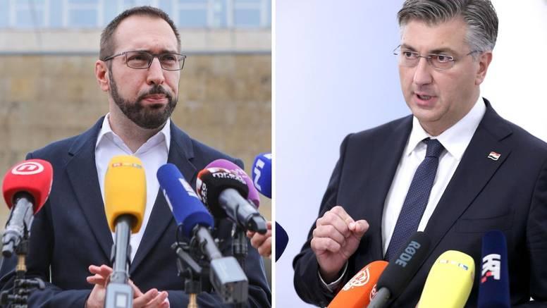 HDZ i dalje prvi izbor birača, a na drugom mjestu po prvi put je Možemo!, SDP-u pada potpora