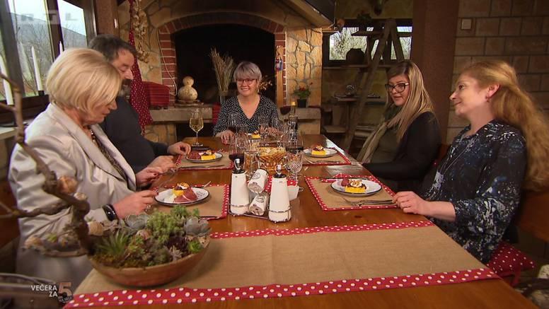 Prva desetka, odlična janjetina i bljutavi krumpir obilježili su prvu ovotjednu 'Večeru za 5'