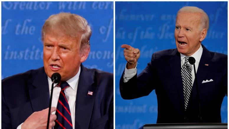 Zahuktava se kampanja: Biden i Trump u borbi za rane glasove