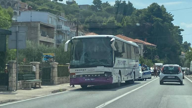 Kod Sumpetra se sudarila dva autobusa, nije bilo ozlijeđenih
